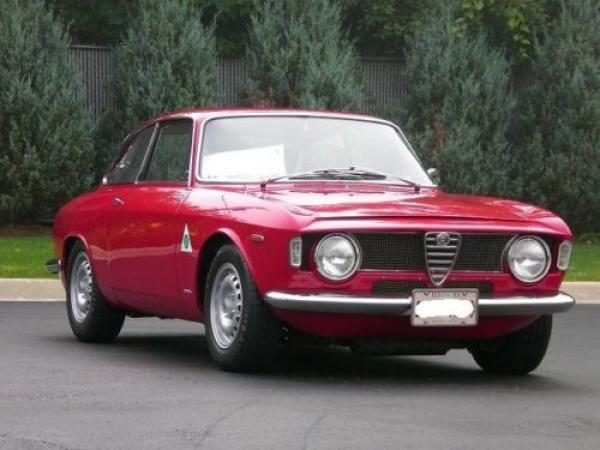 1966 Alfa Romeo Gta Front Grill