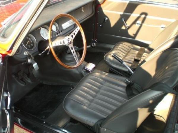 1966 Alfa Romeo Gta Interior