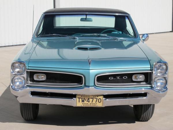 1966 Pontiac Gto Survivor Front