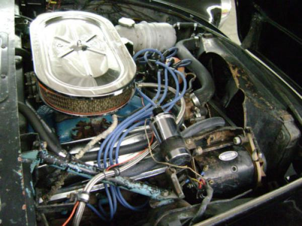 1966 Sunbeam Tiger Driver Engine