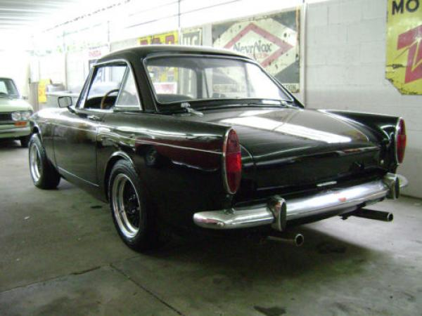 1966 Sunbeam Tiger Driver