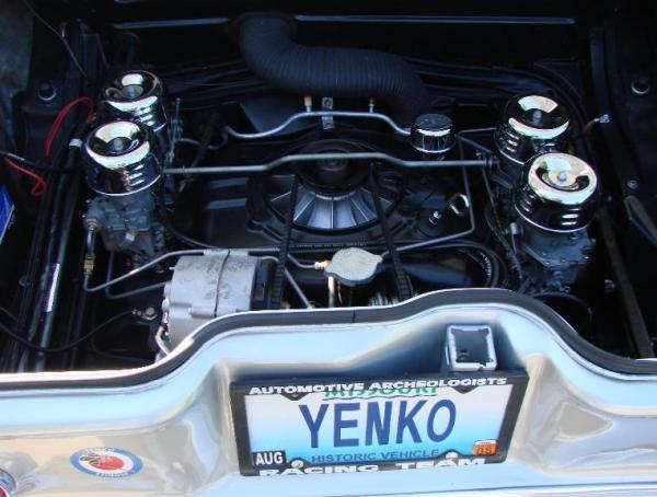 1966 Yenko Stinger Engine
