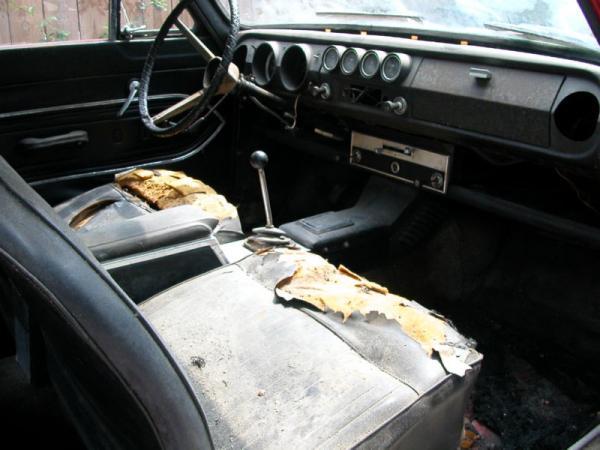 1966 Ford Cortina Gt Interior