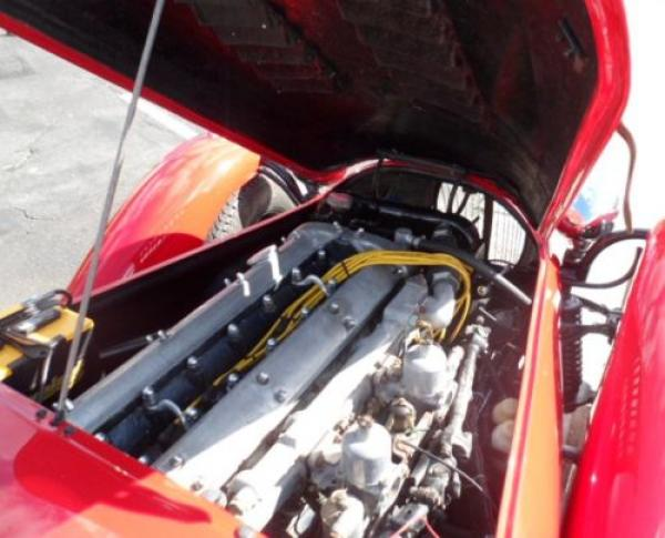 1966 Jaguar Kougar Engine