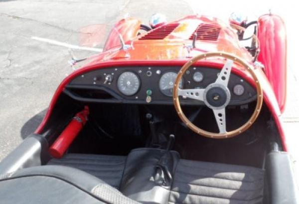 1966 Jaguar Kougar Interior