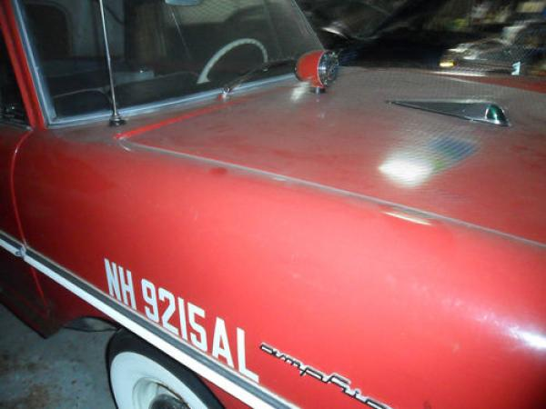 1967 Amphicar Registration