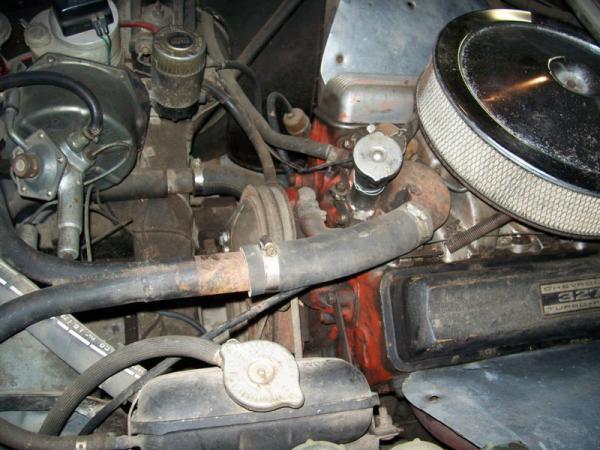 1967 Bizzarrini 5300 Gt Strada Garage Find Engine