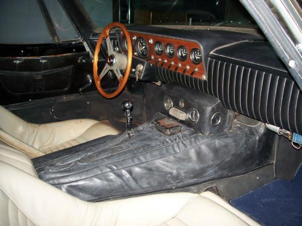 1967 Bizzarrini 5300 Gt Strada Garage Find Interior