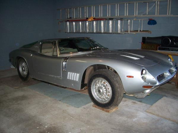 1967 Bizzarrini 5300 Gt Strada Garage Find