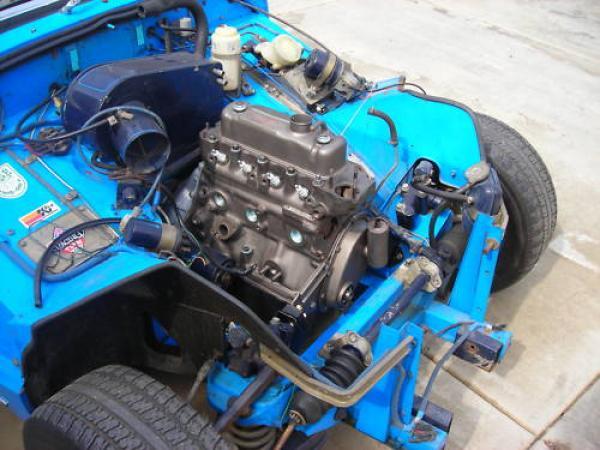 1967 Arkley Ss Engine