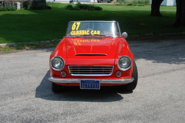1967 Datsun Sports Spl311 Grill