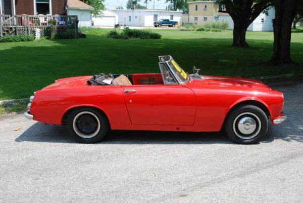 1967 Datsun Sports Spl311 Side