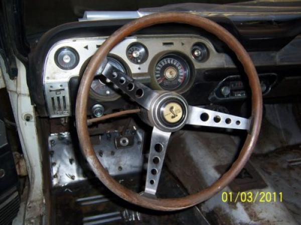 1967 Shelby Gt500 Interior