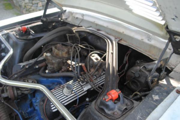 1968 Shelby Cobra Gt 350 Engine