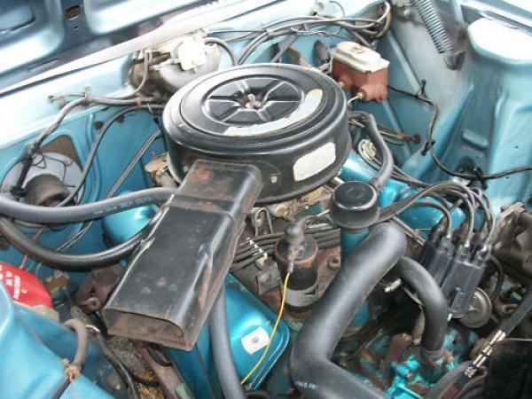 1968 Amc Javelin Sst Engine