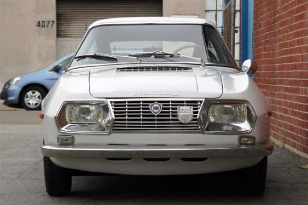 1968 Lancia Fluvia Sport 1.3 Front
