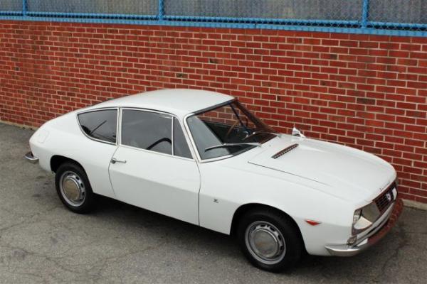 1968 Lancia Fluvia Sport 1.3 Front Corner