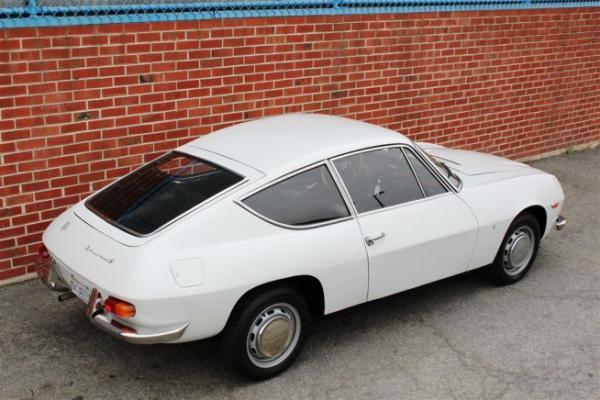 1968 Lancia Fluvia Sport 1.3 Rear Corner
