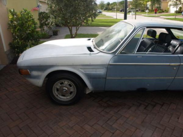 1969 Bmw 2800cs Project