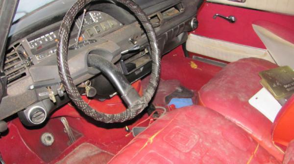 1969 Citroen Ds Garage Find Dash