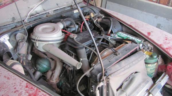 1969 Citroen Ds Garage Find Suspension