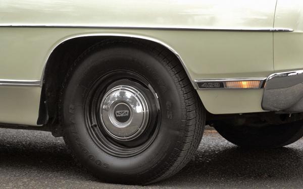 1969 Ford Country Sedan Wagon Fender