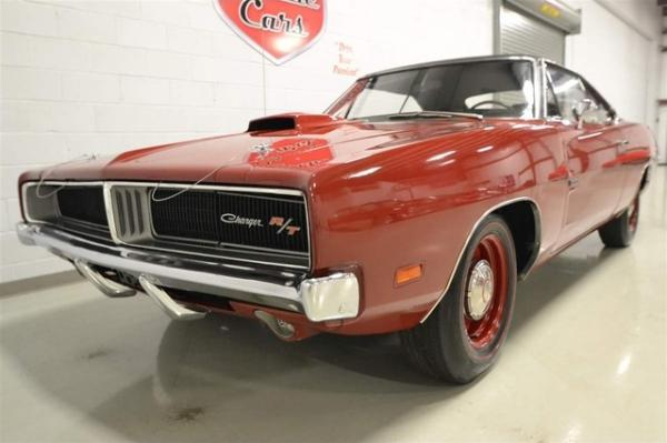 1969 Mr Norms Dodge Charger Rt Front Corner