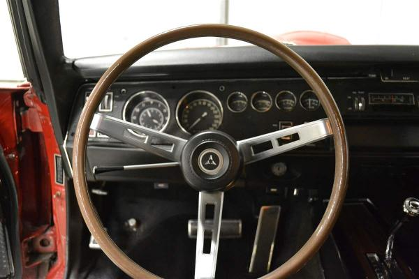 1969 Mr Norms Dodge Charger Rt Interior