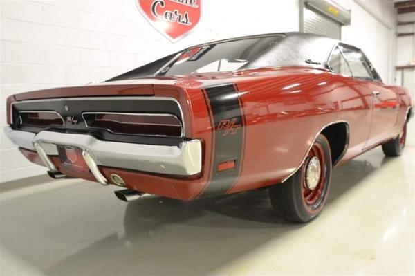 1969 Mr Norms Dodge Charger Rt Rear Corner