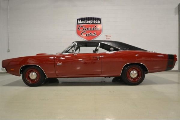1969 Mr Norms Dodge Charger Rt Side View