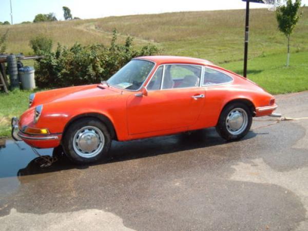 1969 Porsche 911 T Clean
