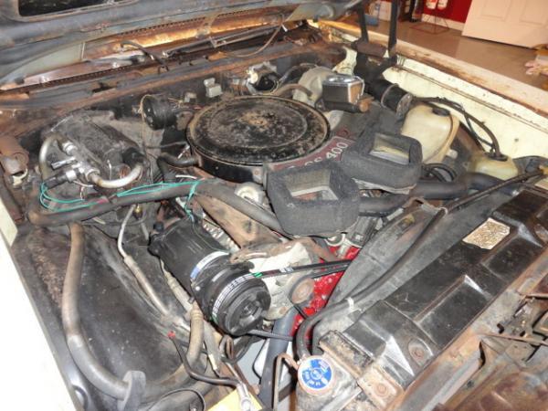 1969 Buick Skylark Gs Stage1 Engine