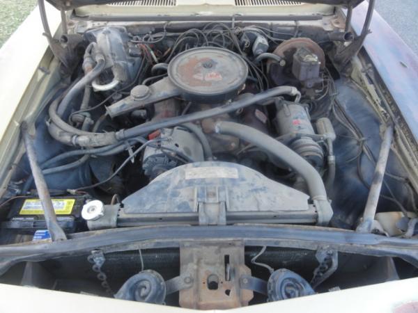 1969 Chevrolet Camero Engine