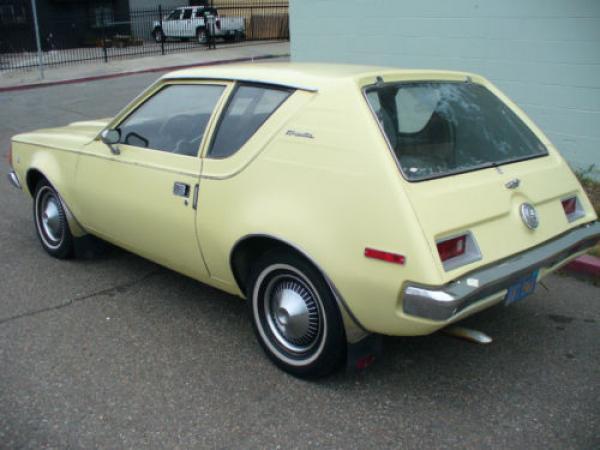 1970 Amc Gremlin Back