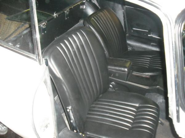 1970 Jaguar E Type Survivor Seats