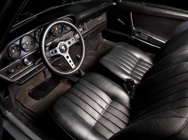 1970 Porsche 911s Interior