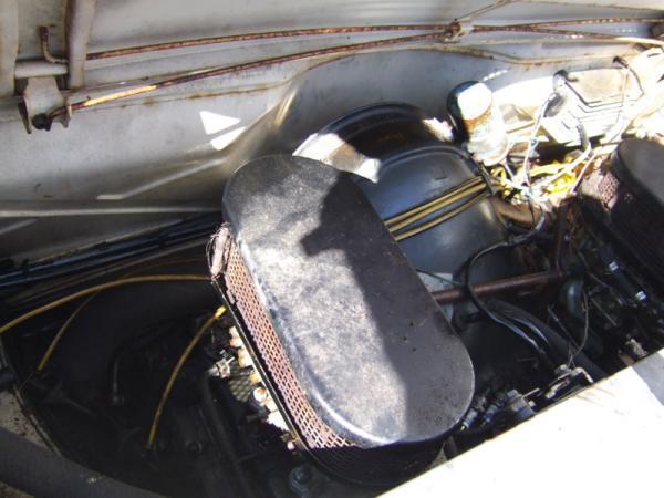 1970 Porsche 914 6 Engine