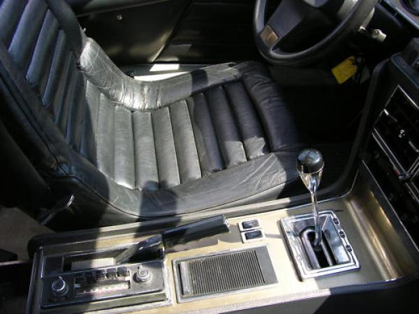 1972 Citroen Sm Interior