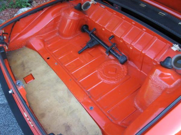 1972 Porsche 914 Rust Free