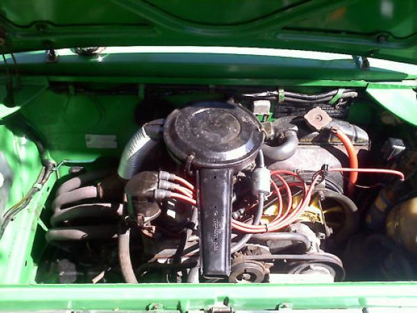Fiat Spider Engine on Fiat 850 Spider