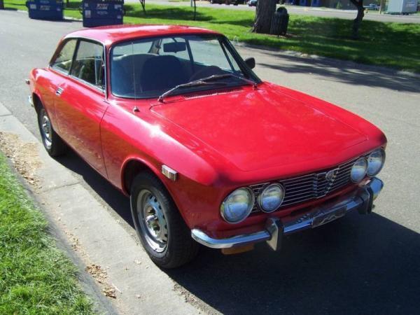 1973 Alfa Romeo Gtv Front