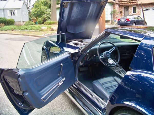 1973 Corvette Eckler Sports Wagon Interior