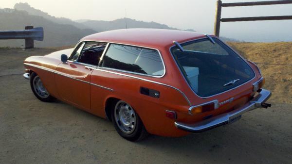 Sports Wagon Survivor: 1973 Volvo 1800ES
