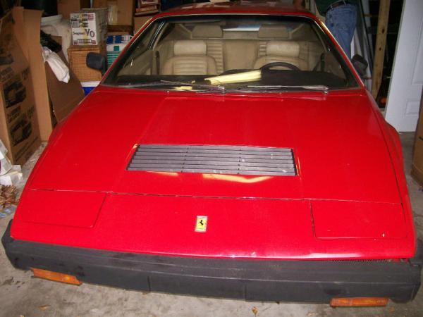 1975 Ferrari 308 Gt4 Dino Garage Find