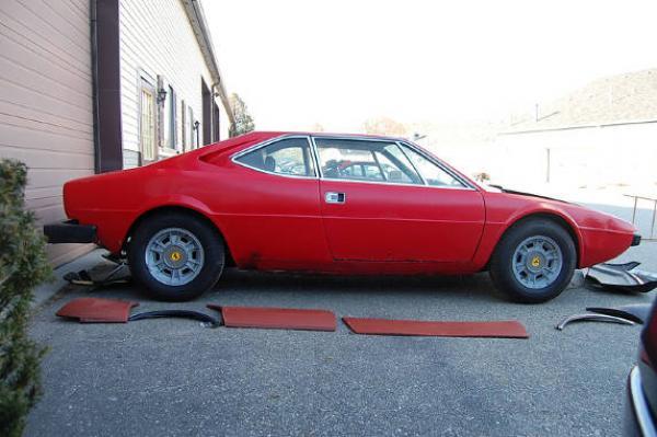 DIY Ferrari: 1975 Ferrari 308 GT4