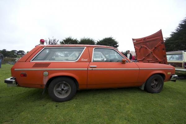 1976 Chevrolet Vega Nomad Side