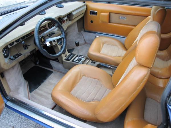 Affordable Lambo 1976 Lamborghini Urraco