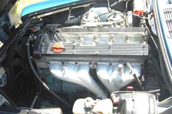 1977 Jaguar Xj6c Engine
