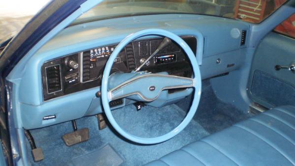 1977 Amc Pacer Interior