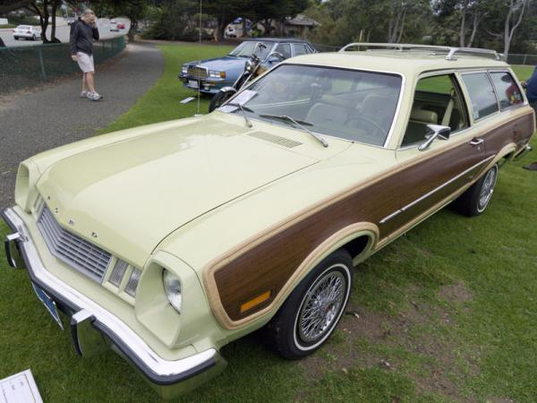 1977 Ford Pinto Squire Wagon